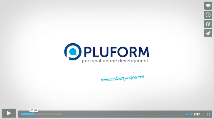 Afbeelding Pluform video